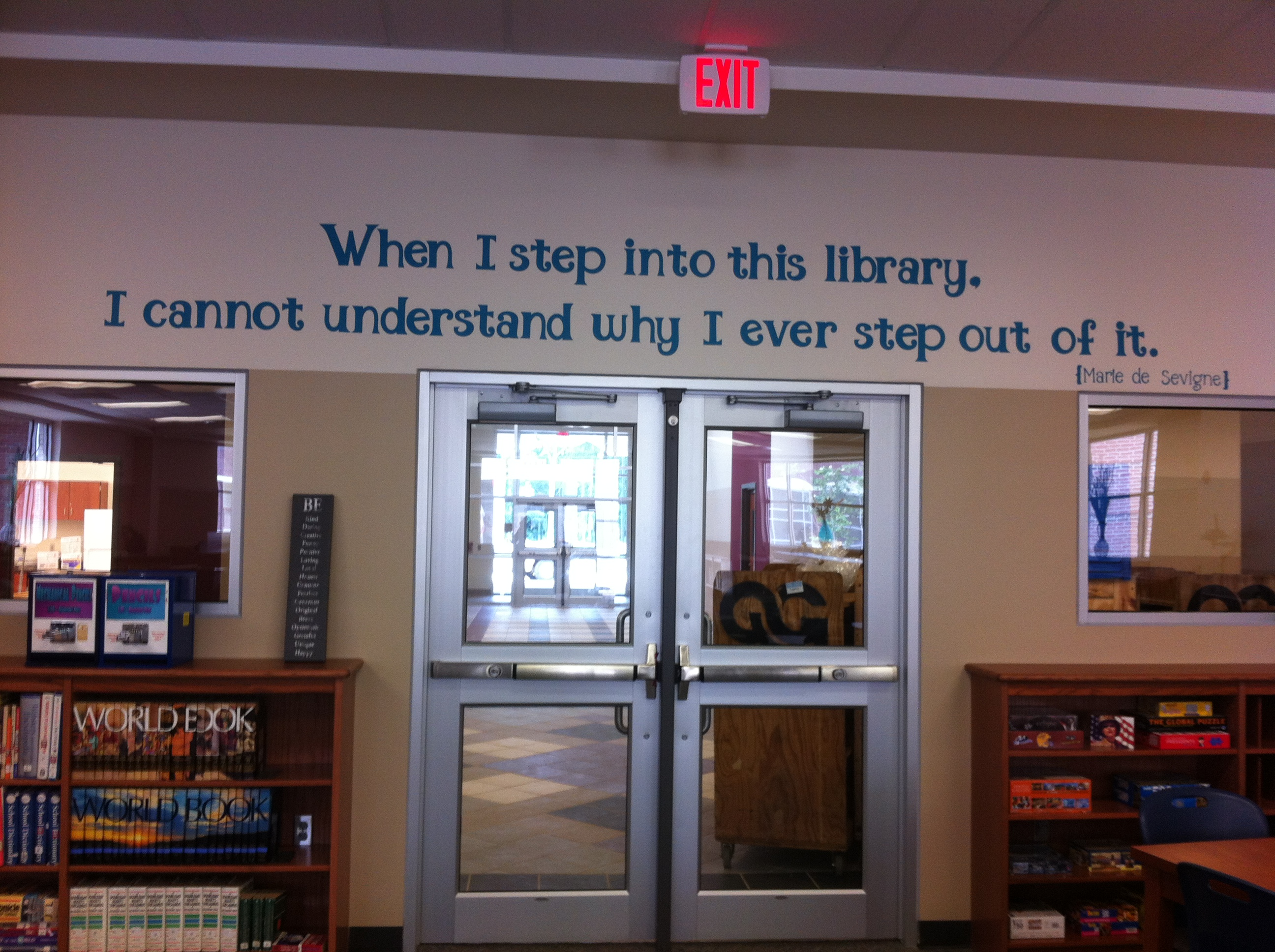 Library Quotes New Library Quotes  Mighty Little Librarian