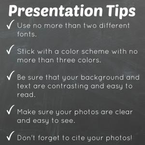 PresentationTips