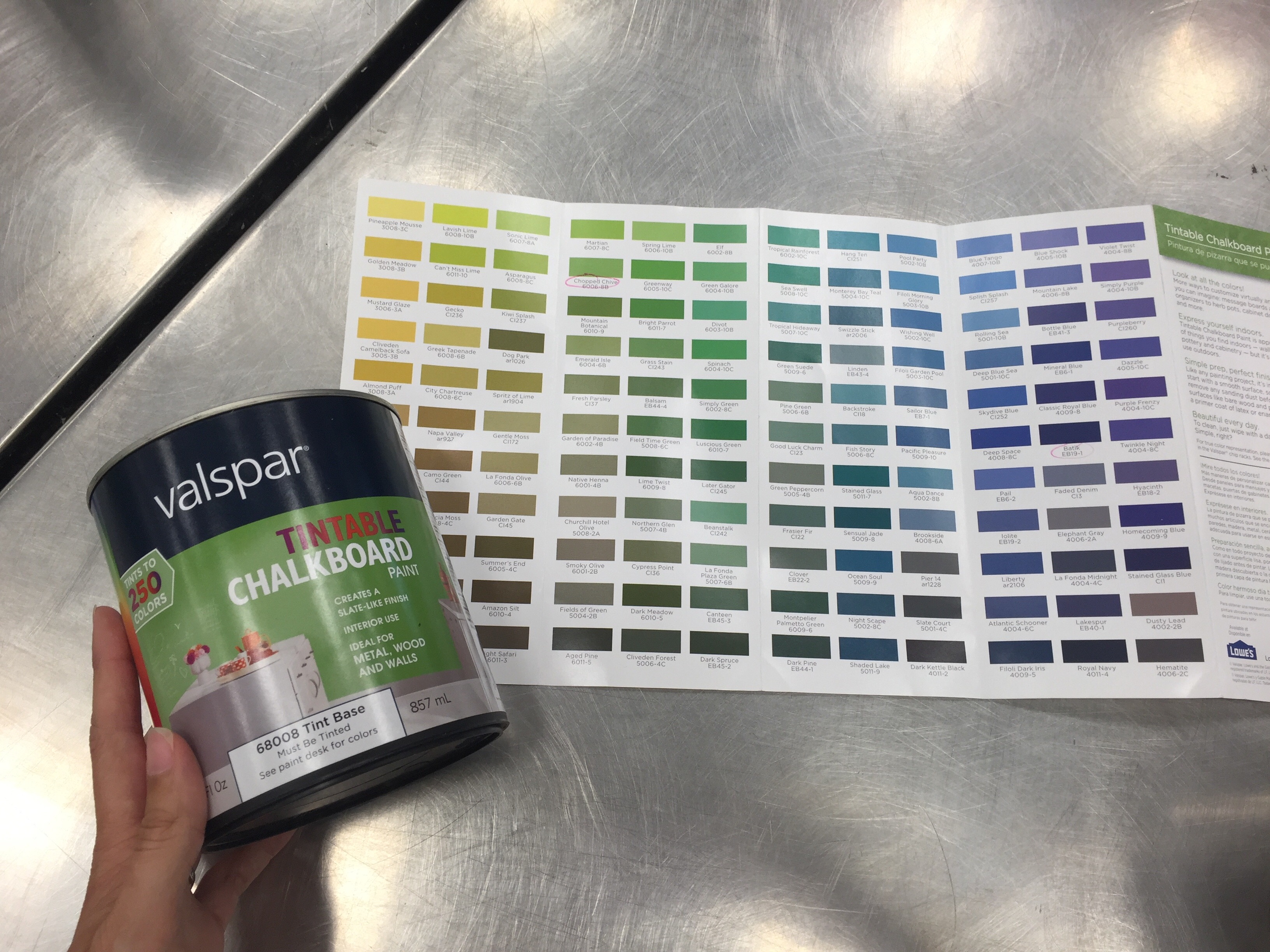 Mighty little librarian page 2 tiffany whitehead 39 s blog for Homedepot colorsmartbybehr com paintstore
